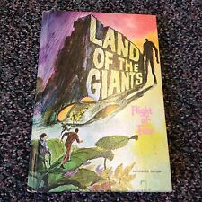 Land of the Giants Vintage Hardcover Book – 1969 – Excellent Condition