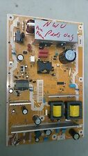 6LL93 POWER BOARD FROM PANASONIC PLASMA TV, NON-WORKING UNIT, BOARD UNTESTED