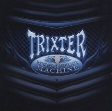 TRIXTER NEW AUDIO MACHINE + BONUS TRACK BRAND NEW SEALED CD 2012
