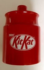 Kit Kat Ceramic Cookie / Biscuit Jar