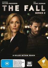 SBS's The Fall - Series 2with Gillian Anderson 2xDVDs R4 As New Free Post