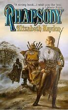Rhapsody : Child of Blood Haydon, Elizabeth Mass Market Paperback