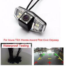 FOR HONDA Accord 2001-2010 Car CCD Night Vision Backup Parking Rear View Camera