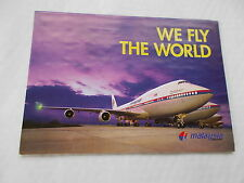 The World We Fly Jigsaw - By Malaysia Airlines
