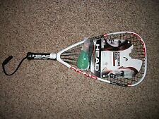A BRAND NEW HEAD EXTREME EDGE RACQUETBALL RACKET 3 5/8 GRIP