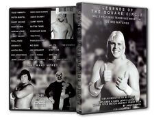 Legends of Squared Circle Tennessee Wrestling Vol 1 DVD, Tommy Rich Jerry Lawler