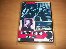 KRAFTWERK - POP ART DVD ENGLISH FRENCH GERMAN RUSSIAN AUDIO 2016
