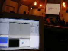 OPENLP CHURCH WORSHIP PRESENTATION SOFTWARE BIBLE SONGS PROJECTOR READY PC