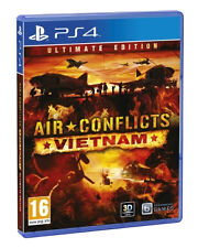 Air Conflicts - Vietnam (PS4) - Game  - Very Good Condition - 1st Class Delivery
