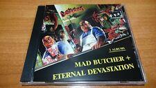 Destruction - Mad Butcher / Eternal Devastation(1987)CD