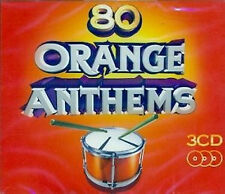 VARIOUS ARTISTS 80 ORANGE ANTHEMS - ULSTER LOYALIST 3 CD SET