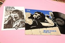 GIORGIO BURATTI LP I FEEL SEXY ORIG ITALY JAZZ 1973 MINT ! GATEFOLD LAMINATED !!
