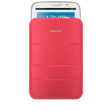 Official Samsung 7 - 8 inch Universal Stand Pouch Tab Cover - Pink