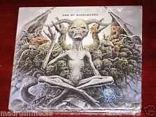 Hypocrisy: End Of Disclosure - Deluxe Edition CD 2013 Bonus Track NB Digipak NEW