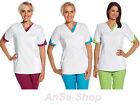 Damenkasack 08/2539, Berufsbekleidung, Pflege Schlupfkasack Arbeitskleidung