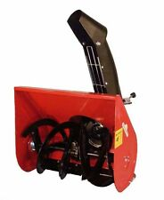 Eurosystems Attachment snow thrower, Snow plow for M 550, 60 cm, New