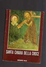 santa chiara della croce - rosano sala   - febrsedics