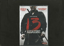 13 Assassins (DVD, 2011, Includes Digital Copy)-price drop