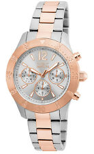 Invicta Women's Angel Swiss Quartz Chronograph Silver Dial Watch 22306
