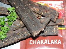 Biltong, Chakalaka Würzmischung als Stiks, eigene Herstellung! 500 g Packung
