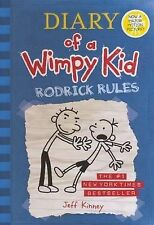 Rodrick Rules by Jeff Kinney (Hardback, 2008)
