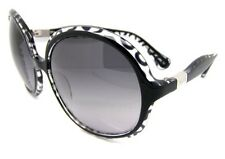 Emilio Pucci Luxury Sunglasses EP636S 006 Black Large Lens Accessory New