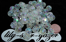 12mm Oasis Opal Crystals - Floristry Craft Wedding Bridal Bride Art Beads Flower