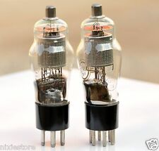 4 x WE 310A WESTERN ELECTRIC / 10J12S  SVETLANA TUBES. 4 NEW TUBES FROM 1970 NOS