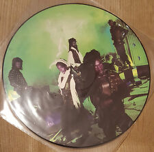"BLACK UHURU - What Is Life? ~12"" Vinyl *PICTURE DISC* (Green) *MINT*"