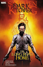 DARK TOWER: THE LONG ROAD HOME by Peter David & Robin Furth - FREE P&P