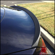 StanceNride 414L (Fits: Mazda 3 2014-on 4dr) Rear Add-on Trunk Lip Spoiler