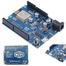 Smart Electronics ESP-12E WeMos D1 Wifi uno based ESP8266 shield for arduino New