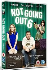 NOT GOING OUT COMPLETE SERIES 6 DVD BBC Season New Sealed UK 6th Sixth