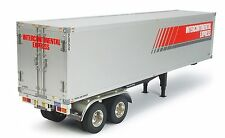 Tamiya 56302 1/14 RC Scale 2-Axles Container Semi-Trailer Kit for Tractor Truck