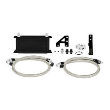 Mishimoto Thermostatic Oil Cooler Kit - Black - fits Subaru Impreza STi - 2015-