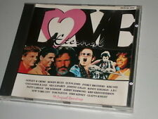 LOVE ETERNAL CD MIT JOHNNY LOGAN ABC MOODY BLUE MIKE BATT NICK KERSHAW KIKI DEE