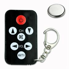 TV Wizard Remote,TV B GONE!! Universal Micro Remote!! Universal Keychain Remote!