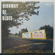 JOHN LEE HOOKER 'Highway Of Blues' Vinyl LP NEW & SEALED