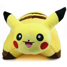 "17"" inch Pokemon Transforming Pillow Pikachu Pillow Pet Plush - Cushion Doll Toy"