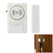 Wireless Door Window Alert Security Entry Warning Alarm Magnetic Sensor Doorbell