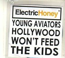 (DT557) Young Aviators, Hollywood Won't Feed The Kids - DJ CD