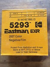 Kodak EXR 200T Color Negative Film 5293 35mm 100ft