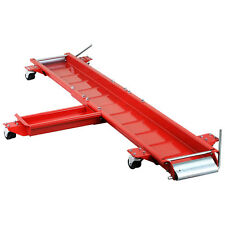 MOTORCYCLE Dolly Storage LOW PROFILE 1250lb Capacity Cycle Dolly w Swivel Wheels