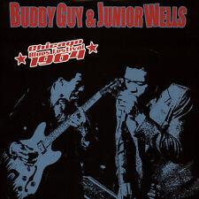 Buddy Guy & Junior Wells-Chicago Blues Festi (vinile LP - 2009-US-original)