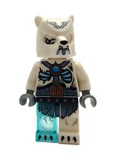 Lego Eisbär Kämpfer (Version 2) Legends of Chima Minifigur Neu loc120 New