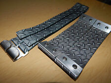 SUZUKI SAMURAI SOFT TOP TENSION STRAPS DOOR CHECK COMBO ALL YEARS DIAMOND PLATE