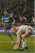 ST HELENS HAND SIGNED ADAM SWIFT 6X4 PHOTO 11.