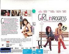 Girl In Progress-2012-Eva Mendes-Movie-DVD