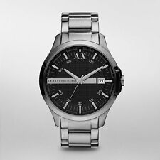 Armani Exchange Watch AX2103, Stainless Steel, 46mm Case, 5ATM WR RRP$249