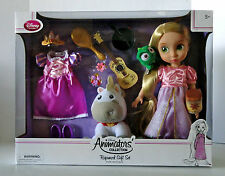 RAPUNZEL Animators' Doll Collection Gift Set Brand New Disney Store Authentic